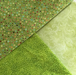 Squared Away Fabric for March