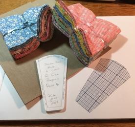 Plastic template-Fabric